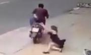 Những màn cướp giật táo tợn trên đường Sài Gòn