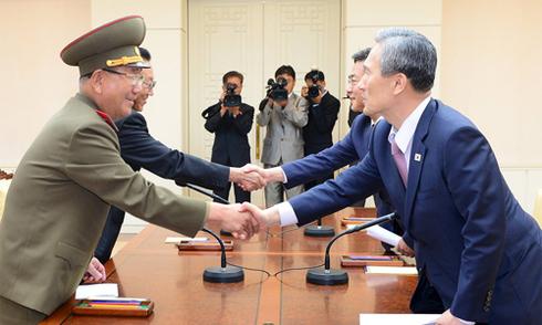Loa và bóng bay - hai nhân tố tiềm ẩn xung đột liên Triều