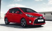 Toyota Yaris nâng cấp và thêm màu mới
