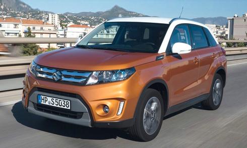 Suzuki Vitara - đối thủ Ford EcoSport giá 23.500 USD