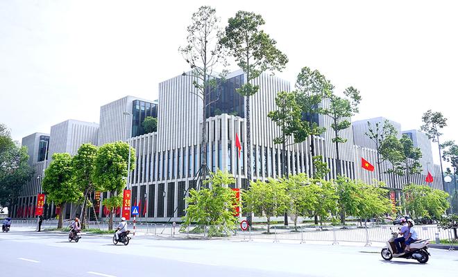 Cong Trinh Toa Nha Quoc Hoi Viet Nam Tòa Nhà Quốc Hội Khởi Công