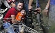 Khủng hoảng di cư - miếng mồi béo bở cho bọn buôn người