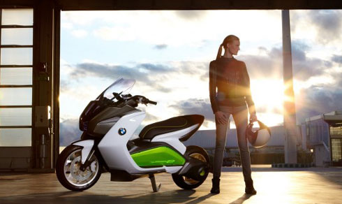 scooter bmw c350 sẽ do trung quốc sản xuất - 1