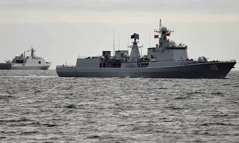 Tàu Trung Quốc từng vào lãnh hải Mỹ ở Alaska