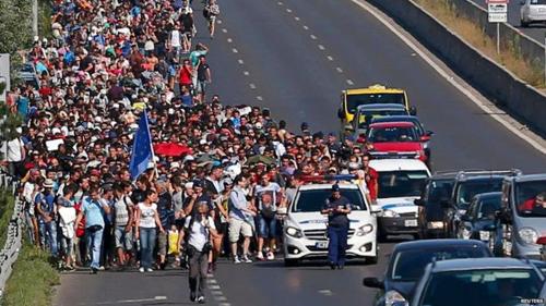 Châu Âu bị chỉ trích vì 'lòng nhân đạo dạt bờ'
