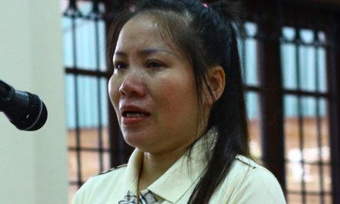 Thiếu phụ mua bán trẻ ở chùa Bồ Đề nức nở nhận sai