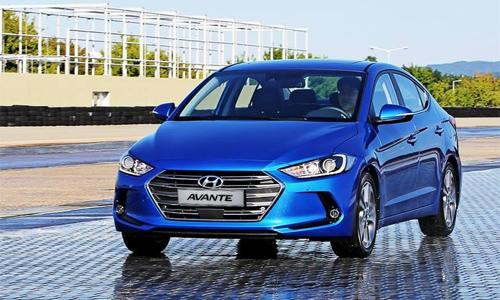 Hyundai Avente 2016 giá từ 11.500 USD tại Hàn Quốc.