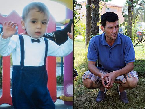 BéAylan Kurdi và chaAbdullah Kurdi.Ảnh:Canada Press
