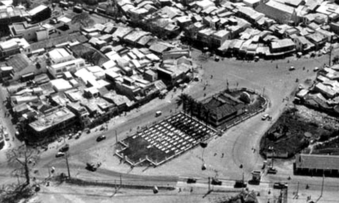 Những điều ít biết về vòng xoay Lăng Cha Cả ở Sài Gòn