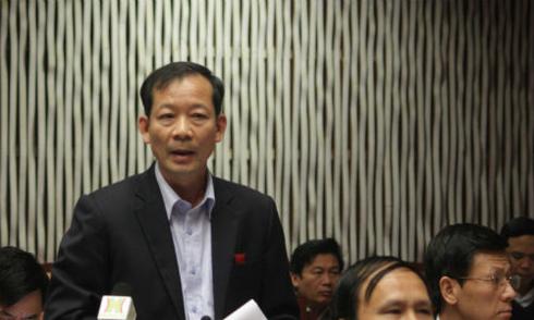 Chủ nhiệm Ủy ban kiểm tra thành ủy được đề nghị là 'Công dân thủ đô ưu tú'