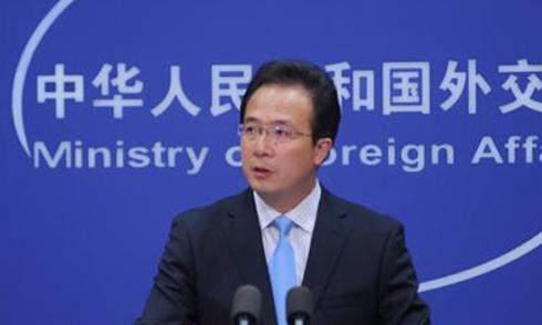 Trung Quốc thừa nhận xây đường băng trên bãi đá Vành Khăn