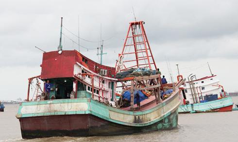 Kiên Giang phản bác việc Thái Lan nói 'bắn tàu cá để tự vệ'