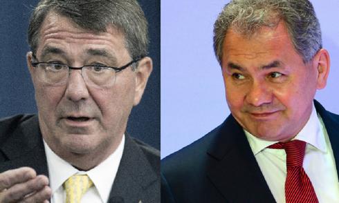 Bộ trưởng quốc phòng Nga - Mỹ điện đàm nhằm giảm xung đột Syria