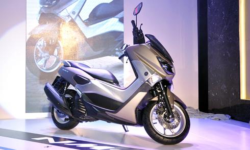 Yamaha NM-X - xe ga mới giá 80 triệu tại Việt Nam