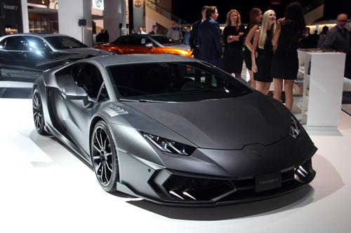 Mansory Torofeo Lamborghini Huracan. >>Thêm ảnh.