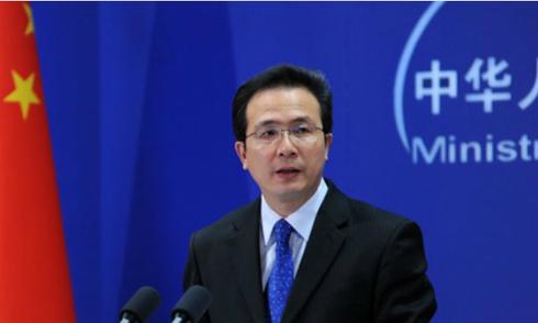 Trung Quốc bực tức trước lời kêu gọi đưa hải quân Mỹ đến gần đảo nhân tạo