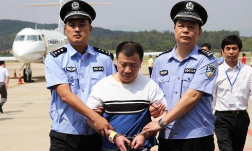 Mỹ hồi hương nghi phạm tham nhũng bị Trung Quốc truy nã