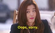 Cách nói 'Tôi xin lỗi' trong tiếng Anh