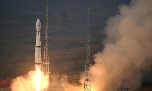 Tên lửa Trung Quốc cùng lúc đưa 20 vệ tinh vào quỹ đạo