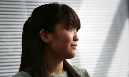 Nàng công chúa được yêu mến của Nhật