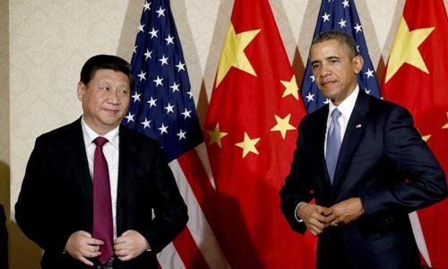 Trung - Mỹ khó đảo chiều quan hệ trong chuyến thăm của ông Tập 1