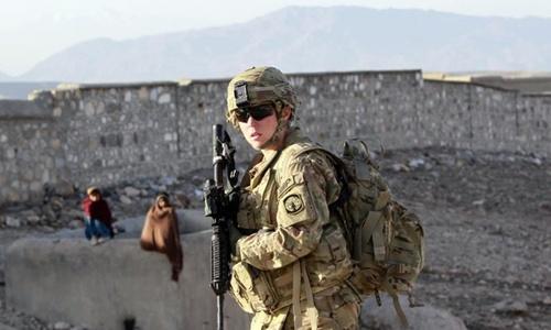 Thủy quân lục chiến Mỹ gây tranh cãi vì từ chối nữ binh 3