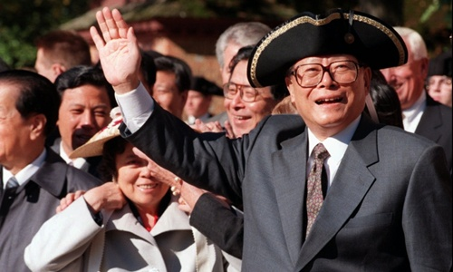Những khoảnh khắc nhẹ nhõm của lãnh đạo Trung Quốc ở Mỹ 2