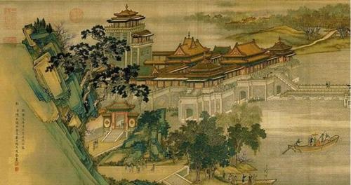 Bức tranh được mệnh danh Mona Lisa của Trung Quốc 2