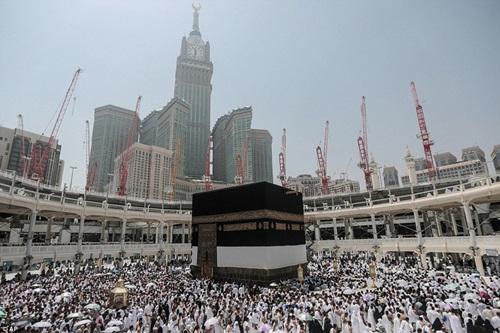 Vì sao hàng triệu người hành hương về thánh địa Mecca 1