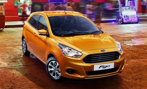 Ford Figo - lựa chọn mới xe cỡ nhỏ giá từ 6.500 USD 1