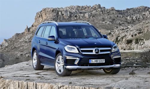 Mercedes có thể sản xuất SUV siêu sang Maybach 1