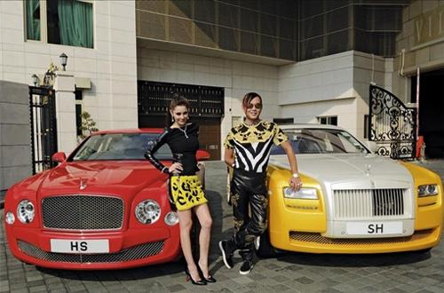 Bộ sưu tập xe khủng của tài phiệt Hong Kong 1