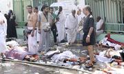 Thánh địa Mecca hỗn loạn sau vụ giẫm đạp làm hơn 700 người chết