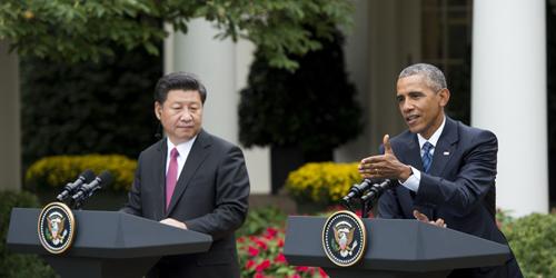 Những lĩnh vực giậm chân tại chỗ sau cuộc gặp giữa ông Tập và Obama 1