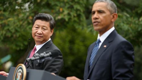 Những lĩnh vực giậm chân tại chỗ sau cuộc gặp giữa ông Tập và Obama 2