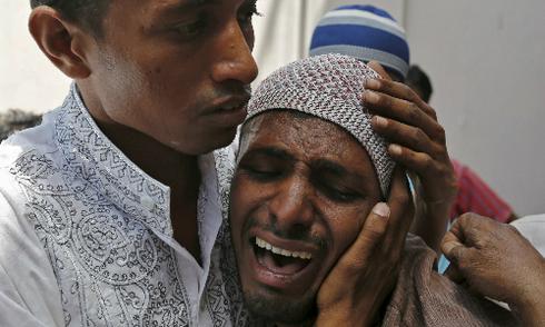 Iran nói 2.000 người chết trong thảm kịch giẫm đạp ở Mina