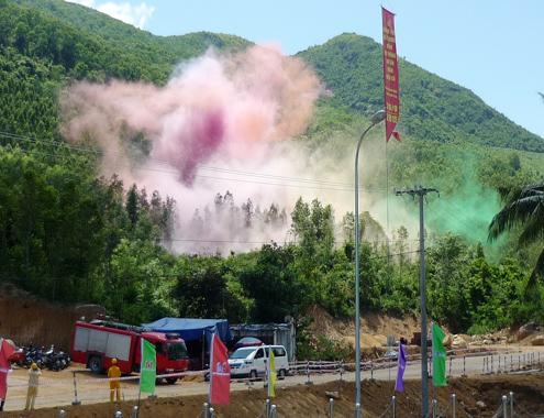 4.000 tỷ đồng xây hầm đường bộ xuyên đèo Cù Mông 2