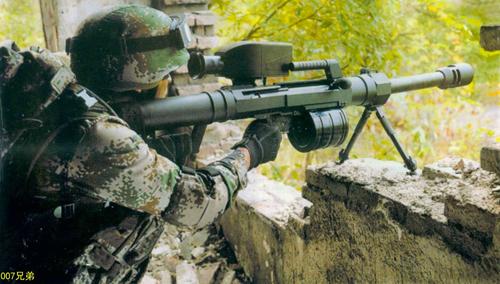 Trung Quốc trình làng súng diệt lính bắn tỉa 2