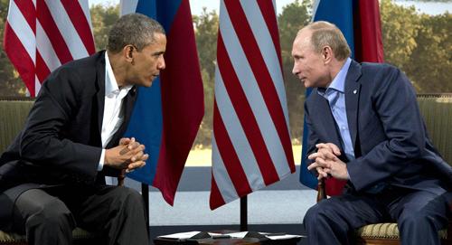 Putin thể hiện thế lực trong khủng hoảng Syria 1