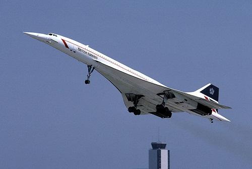 Giấc mơ hồi sinh phi cơ huyền thoại Concorde 1