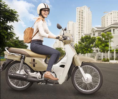 Honda Super Dream 110 mới giá 19 triệu 1