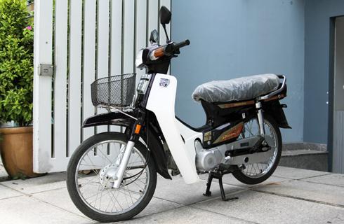 Honda Dream và người Việt - giấc mơ ngày cũ 1
