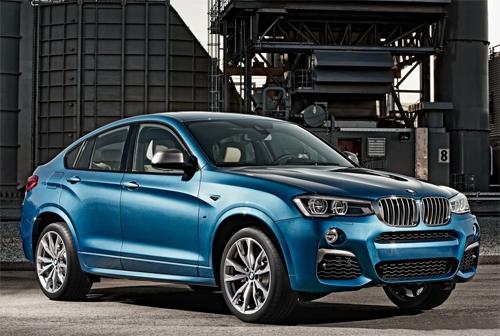 BMW X4 M40i - crossover tăng tính thể thao 1