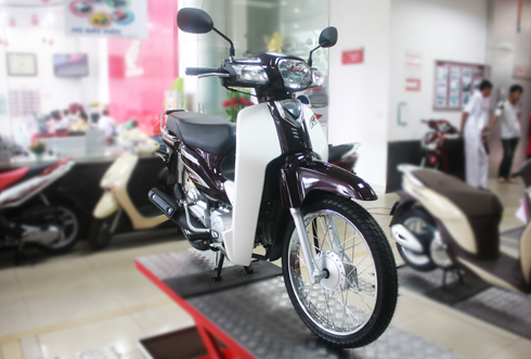 Honda Dream và người Việt - giấc mơ ngày cũ 2