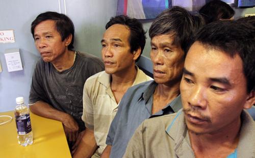 38 người được cứu sau nhiều ngày lênh đênh trên biển 2