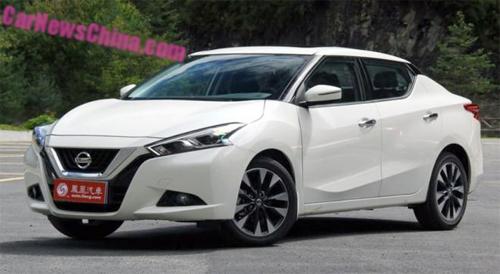 Nissan Lannia - sedan hầm hố 1