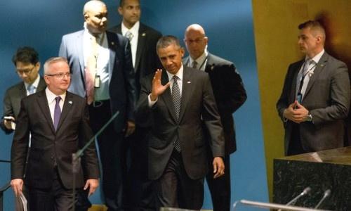 Ngôn ngữ cử chỉ của Obama và quan hệ Mỹ với các nước 1