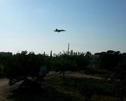 """Su-34, """"xe tăng bay"""" Nga có thể dùng không kích IS 3"""
