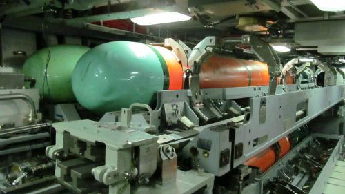 Tàu ngầm Mỹ diễn tập theo dấu tàu ngầm Trung Quốc 3