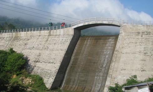 Tỉnh An Giang: 'Đập nước trên Núi Cấm an toàn'